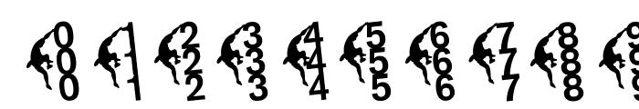LeftClimbers Font OTHER CHARS