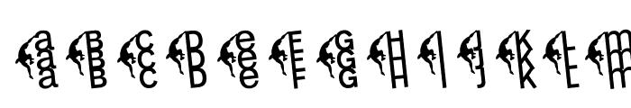 LeftClimbers Font UPPERCASE