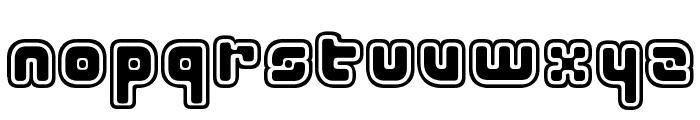 LeftOvers 4 Font LOWERCASE