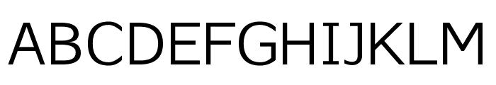 Legendum Regular Font UPPERCASE