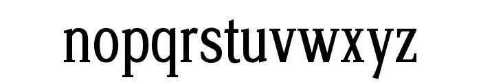 Legib Squeeze Font LOWERCASE
