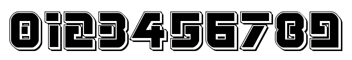 Legio Sabina Punch Font OTHER CHARS