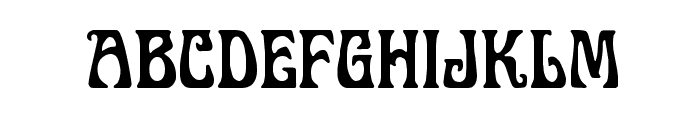 Legrand Regular Font LOWERCASE
