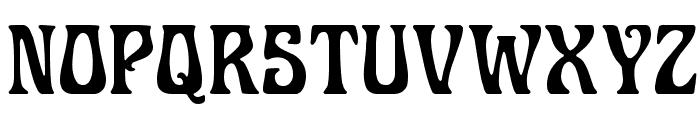Legrand Font UPPERCASE
