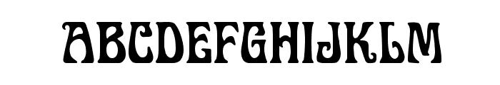 Legrand Font LOWERCASE