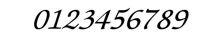 Lekhana Italic Font OTHER CHARS