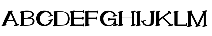 LemonCookieBold Font UPPERCASE