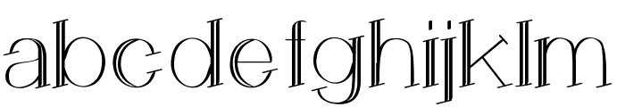 LemonCookie Font LOWERCASE