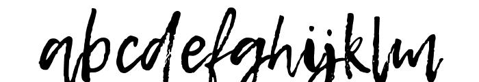 LemonTuesday Font LOWERCASE