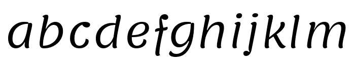 Lemonada Light Font LOWERCASE