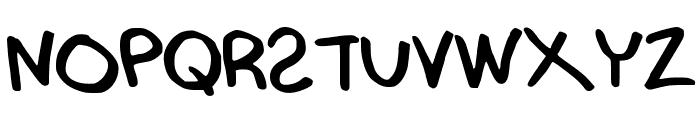 LemonadeStand Font UPPERCASE
