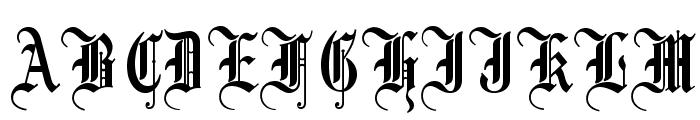 LeonTextOpti-Solid Font UPPERCASE