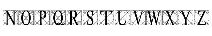 Leonardo [Levi] Font UPPERCASE