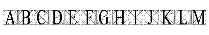 Leonardo Font UPPERCASE