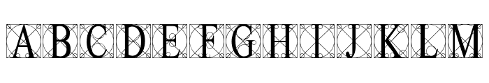 Leonardo Font LOWERCASE