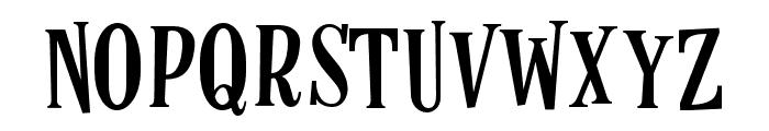 LesPaul-Normal Font UPPERCASE