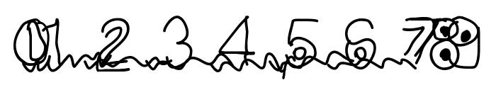 Leslettresdadam Font OTHER CHARS
