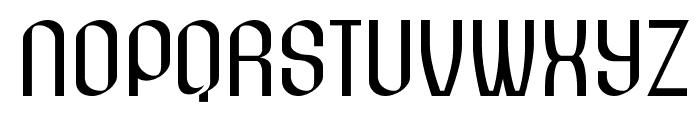 LesserConcern-Regular Font UPPERCASE