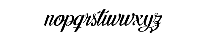 Letra Hipster - Personal Use Font LOWERCASE