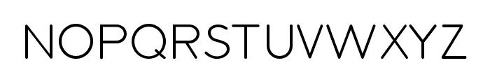 Let's Trace basic Font UPPERCASE