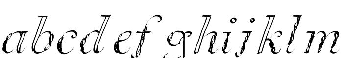 LetsDoBrunch Font LOWERCASE