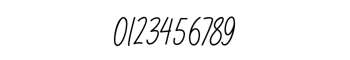 Lettia Script Font OTHER CHARS