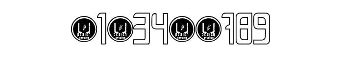 Leven - LJ-Design Studios Traze Font OTHER CHARS