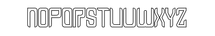 Leven - LJ-Design Studios Traze Font UPPERCASE