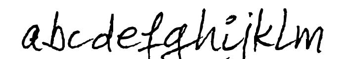 LeviPen Normal Font LOWERCASE