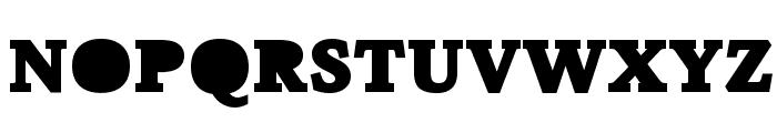 LeviStubbsTears Font LOWERCASE