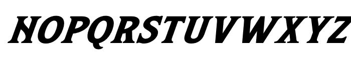 Leviathan Italic Font LOWERCASE