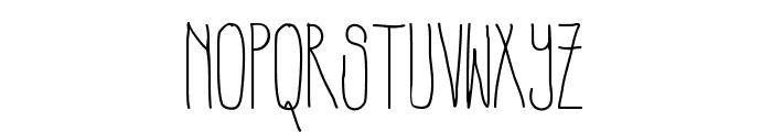 LewisBlues Font UPPERCASE
