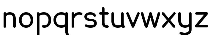 Lexia Font LOWERCASE