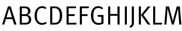 LexusRomanOpti-Regular Font UPPERCASE
