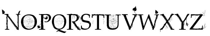 leFabulist by  Marta van Eck Font UPPERCASE