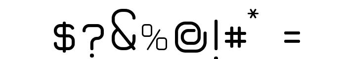 lerotica-semilight Font OTHER CHARS