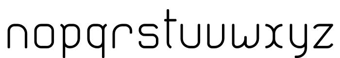 lerotica Font LOWERCASE