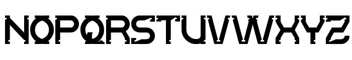 lets get it on Font UPPERCASE