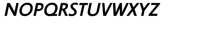 Legal Bold Italic Font UPPERCASE