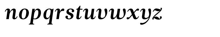 Leitura News Italic 3 Font LOWERCASE