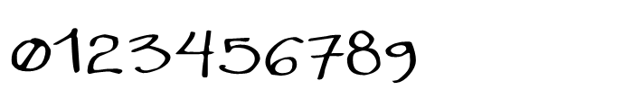 Leonel Px Regular Font OTHER CHARS