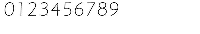 Letraset Arta Light Italic Font OTHER CHARS