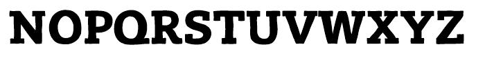 Lev Serif Handline Font UPPERCASE