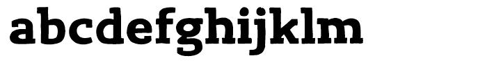 Lev Serif Handline Font LOWERCASE