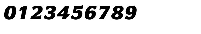 Levnam Black Italic Font OTHER CHARS