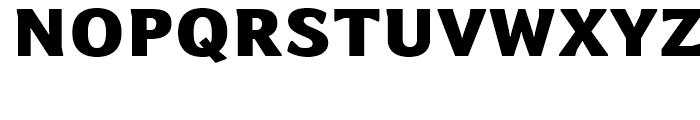 Levnam Black Font UPPERCASE