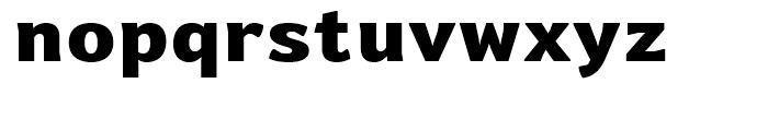 Levnam Black Font LOWERCASE