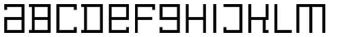 LECO 1976 Alt Diacritics Light Font LOWERCASE
