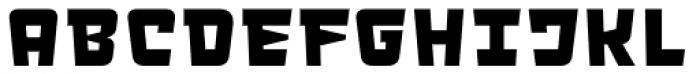 LECO 1983 Regular Font LOWERCASE