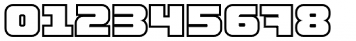 LECO 1988 Outline Font OTHER CHARS